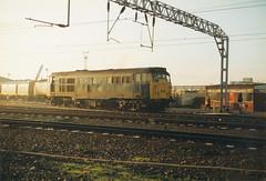 Crewe Fuelling Point 31422 (rob5705) Tags: train point br diesel rail class crewe depot british breakdown 20 37 31 85 90 86 snowplough 47 87 08 brel fuelling