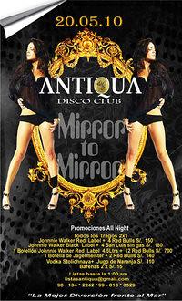 Mirror To Mirror - Antiqua Disco Club