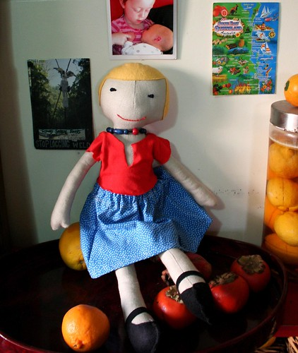 poppy doll for ruby-lee