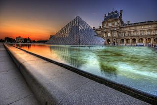 Louvre Paris - France