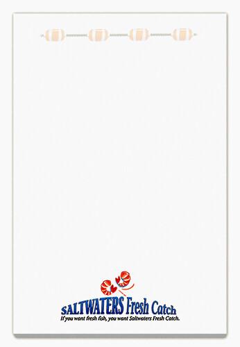 Imprinted Promo Adhesive Bic Notepads - Bic® 4 x 6 Notepads ( 25 Sheets )