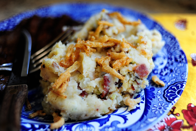Restaurant-Style Smashed Potatoes | The Pioneer Woman Cooks | Ree ...