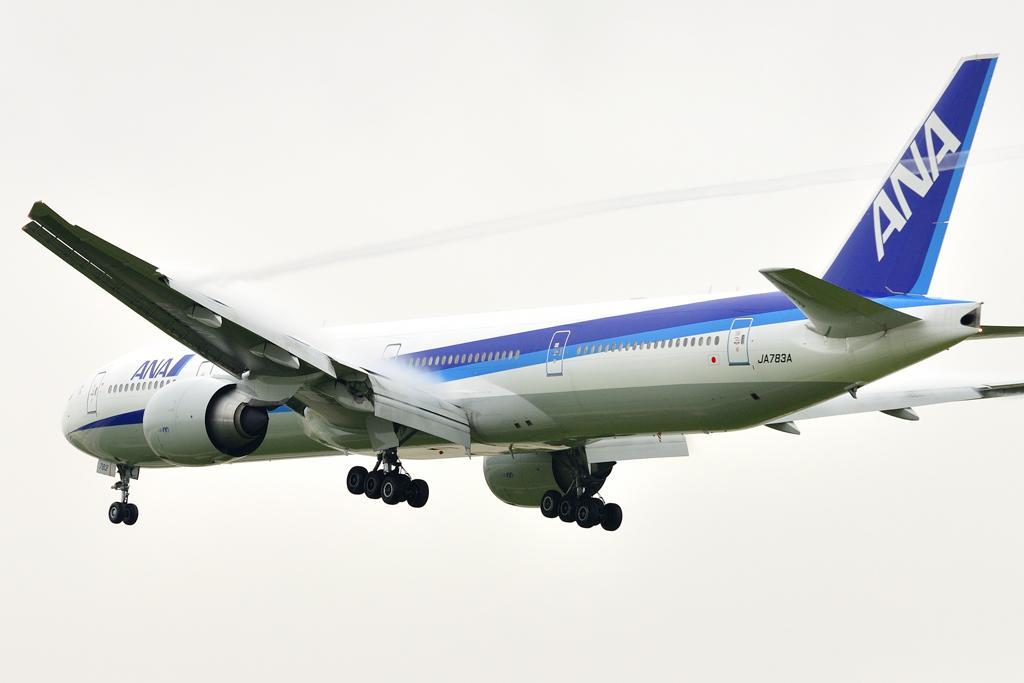 All Nippon Airways (ANA) Boeing 777-381/ER (JA783A)