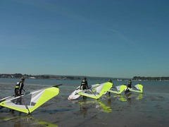 Beginners Windsurfing Lessons - 4th Weekend May 2010