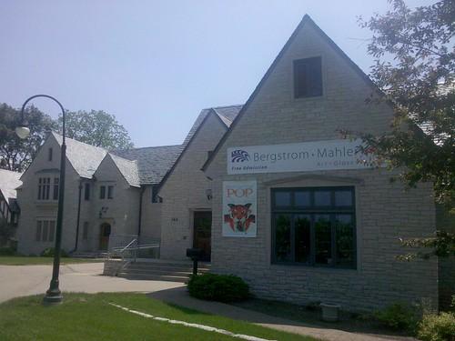 Bergstrom Mahler Museum Neenah Wisconsin