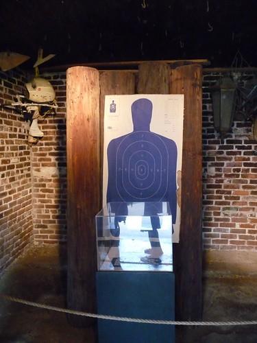 storage room / gun range.
