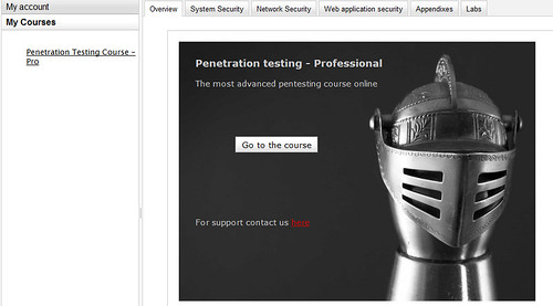 eLearnSecurity - Penetration Testing Pro