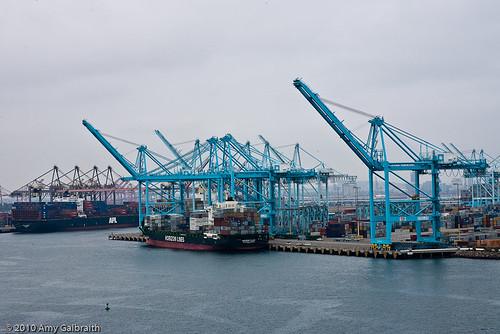 San Pedro Port