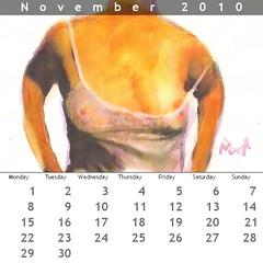 nipple slip november