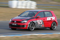 APR Australia MK6 GTI Race Car