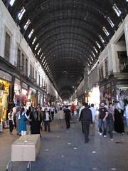 Souq al-Hamidiyya - Damascus, Syria