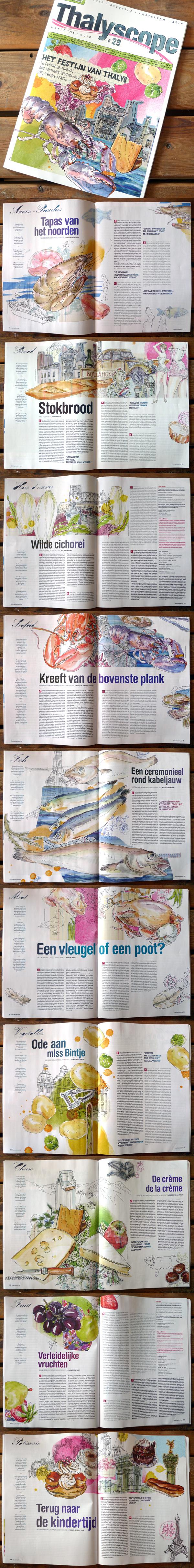 thalys magazine