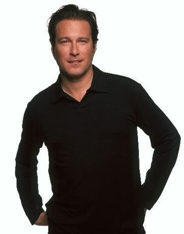 john corbett black shirt