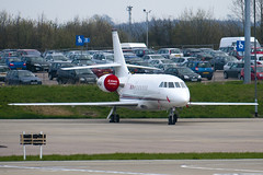 CS-DLF - 134 - Netjets Europe - Dassault Falcon 2000EX - Luton - 100415 - Steven Gray - IMG_9953