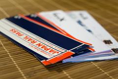 JR Rail Pass (ukaaa) Tags: japan train tickets pass samsung rail jr envelope nippon nihon coupon nx10