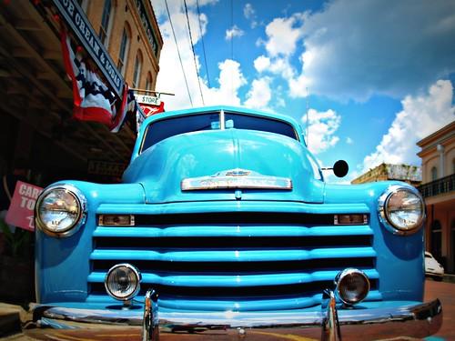Jefferson General Store Truck