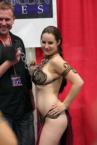 princess leia slave cosplay. Slave Leia 2010 Phoenix