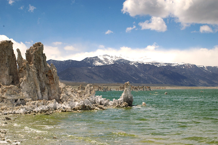 Tufas @ Mono Lake.