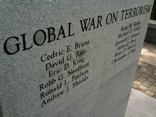 Clark County Veterans War Memorial