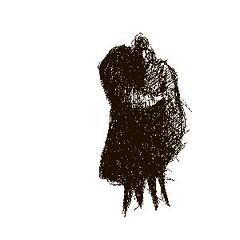 sketch No. 0172 (Valdas M.) Tags: blackandwhite love sketch blackwhite noiretblanc silhouettes characters blancinegre digitaldrawing enblancoynegro inbiancoenero sortoghvid svartochvitt svartoghvitt peopleshadow juodairbalta ernabl mustajavalge beltzaetazuria
