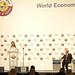 H.M. Queen Rania Al Abdullah of the Hashemite Kingdom of Jordan, Klaus Schwab - World Economic Forum Global Redesign Summit 2010
