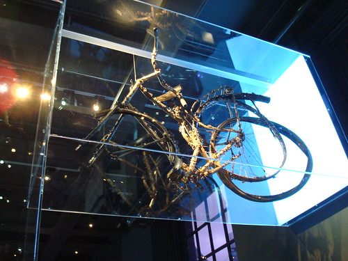 Bike - Museu histórico Amsterdam