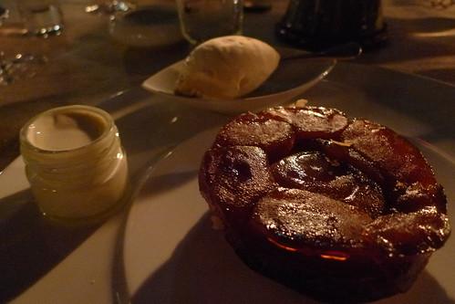 東方文華酒店法國餐廳的甜點