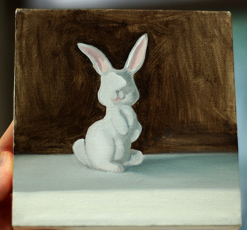 038 - Bunny Painting2