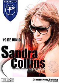 Sandra Collins - Centro Convenciones