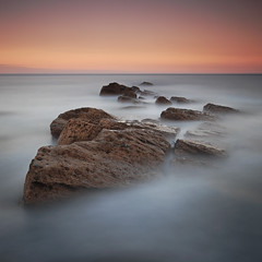 Charley's Garden (Alistair Bennett) Tags: longexposure seascape coast rocks northumberland seatonsluice canonefs1022 nd110 nd30 collywellbay charleysgarden gnd09he