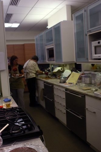 the test kitchens