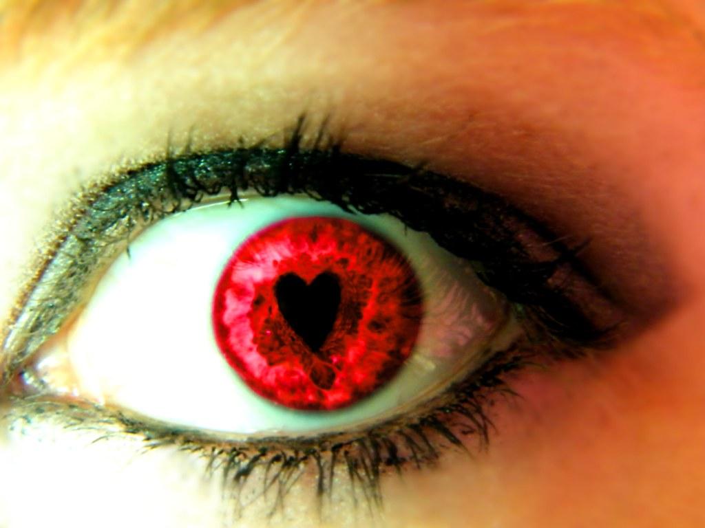 2/365 Eye Heart