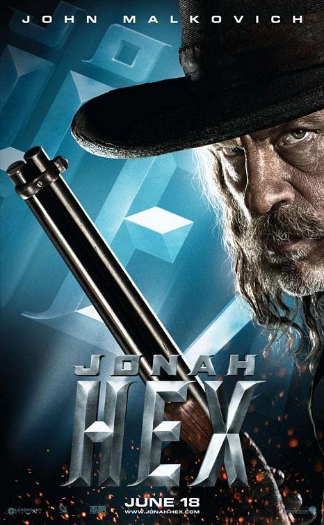 jonah hex Quentin Turnbull poster