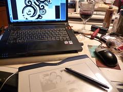 Evening Designing