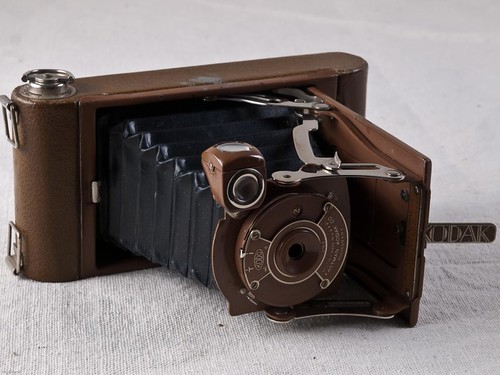 No. 1 Pocket Kodak Jr, 1929-32  1