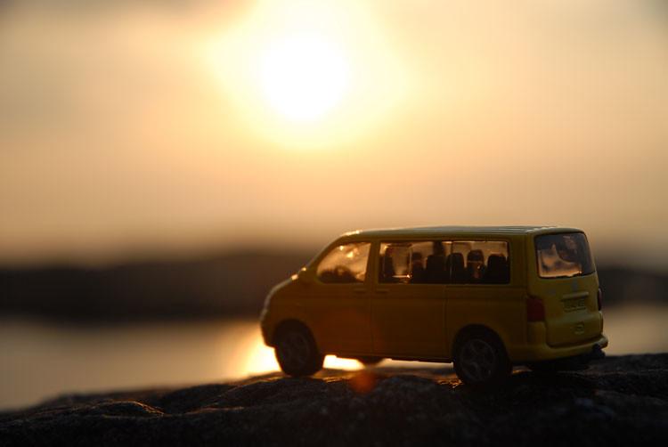 Siku VW T5 Multivan 4