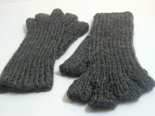 Ninja gloves!