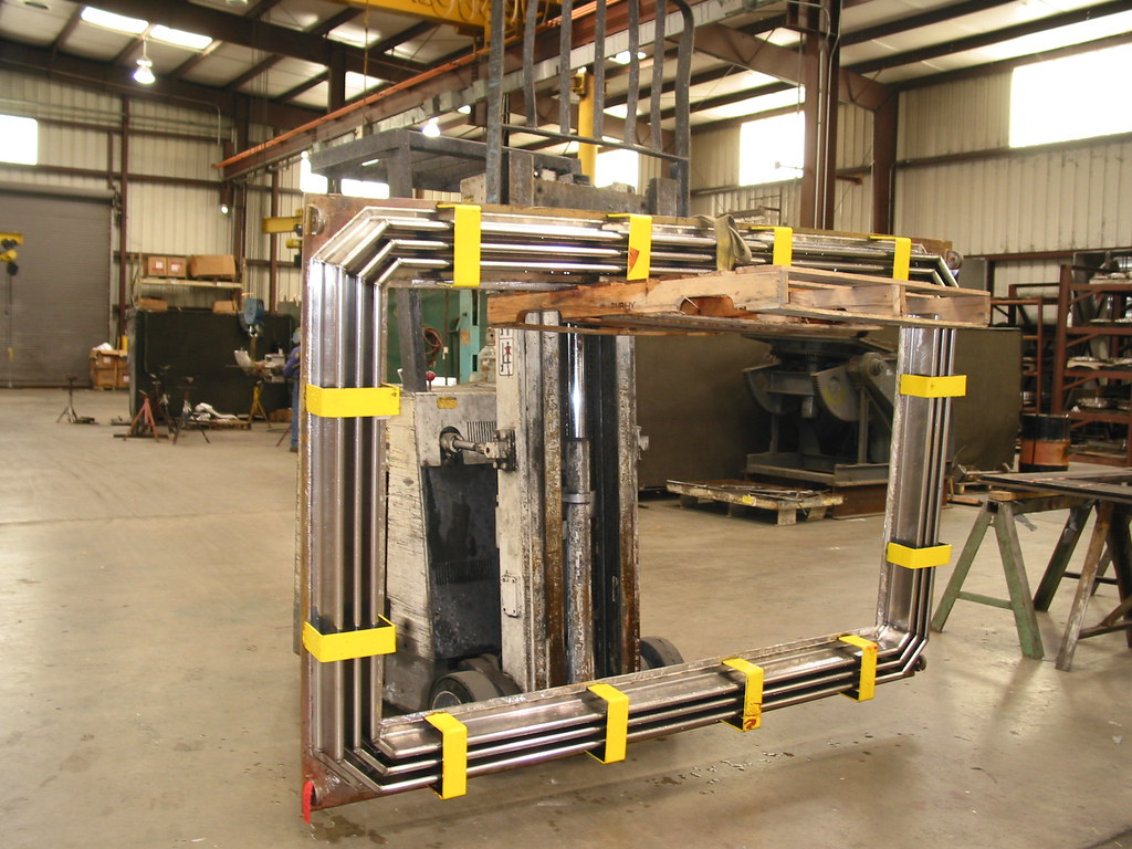 57 x 96 Rectangular Seal Expansion Joints for a Chemical Refinery in TX