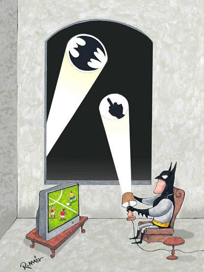 Trecool Batman Mundial 2010