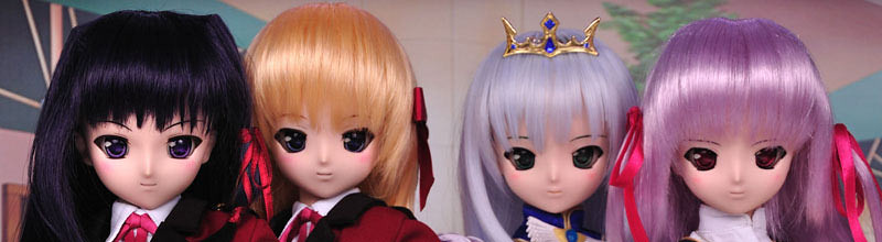 Volks, Dollfie Dream, DD娃娃, �