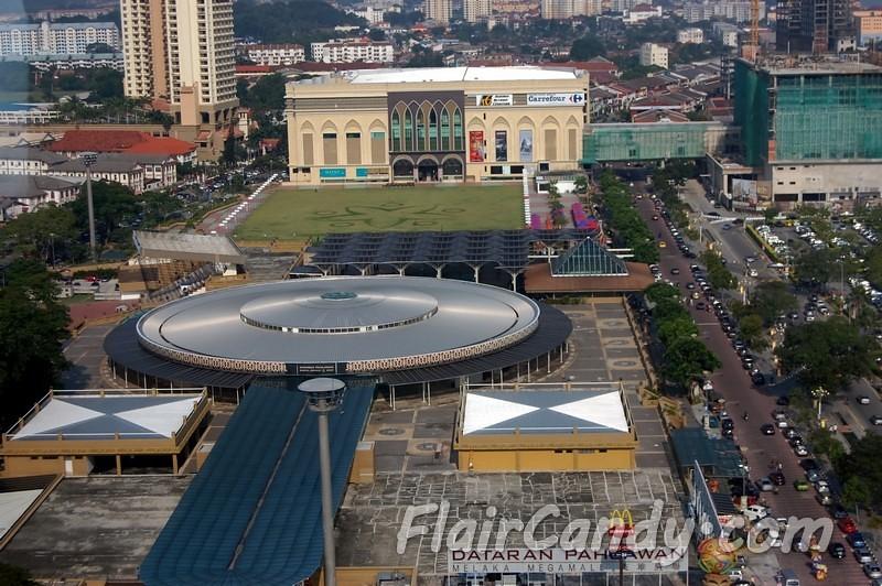 Melaka - Menara Taming Sari (18)