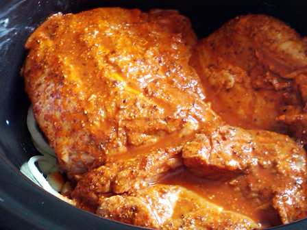 Slow Cooker Pulled Pork - The Inky Kitchen