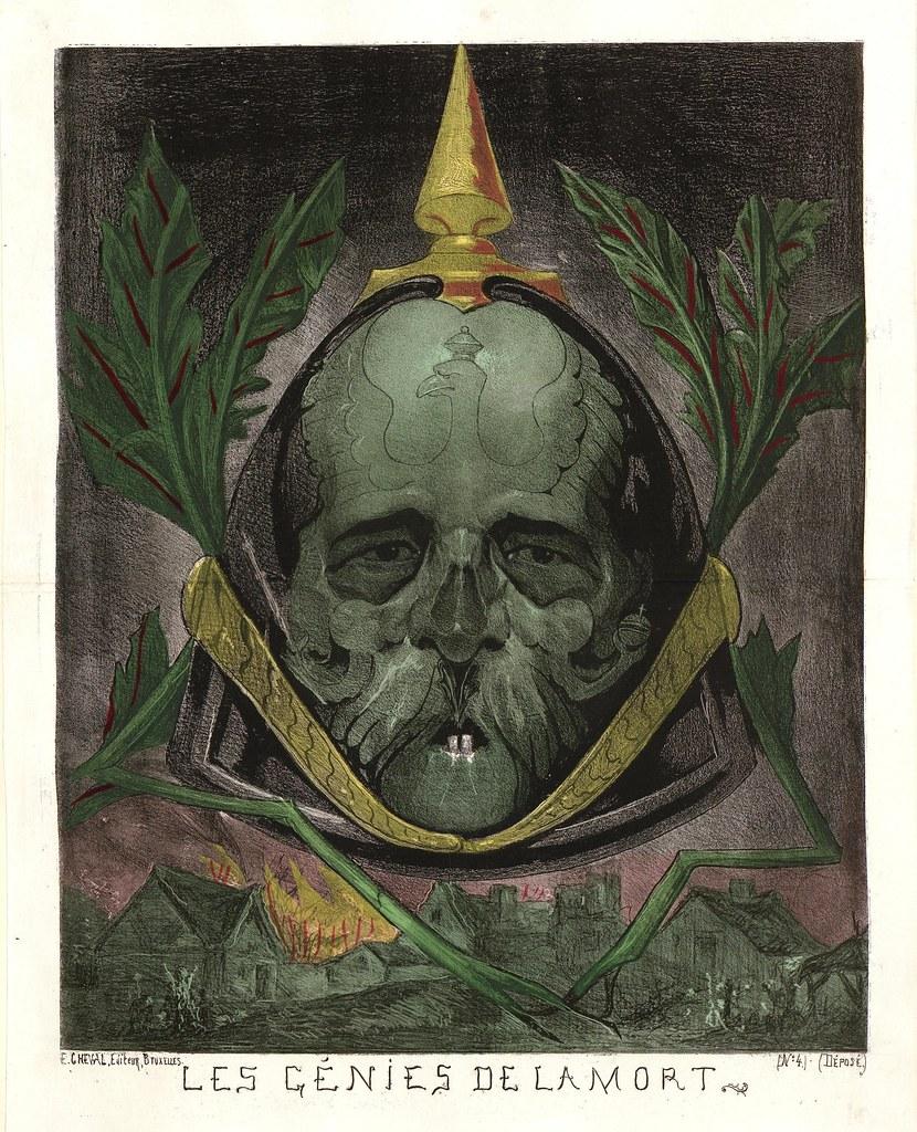 Les Genies de la Mort