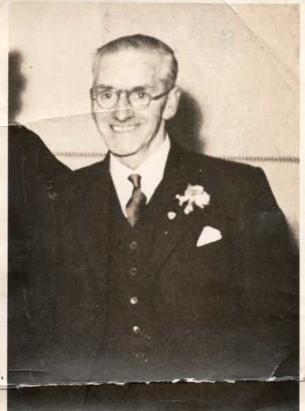 Robert Corr 1950