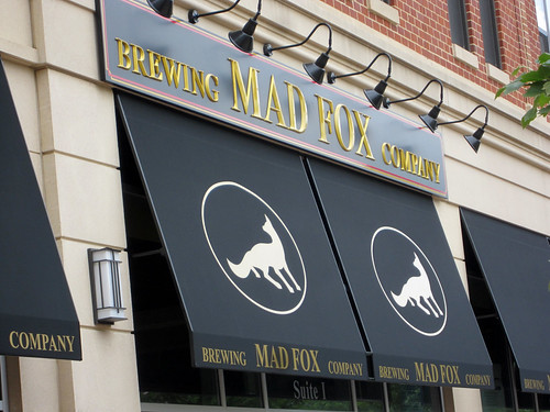 Mad Fox awning