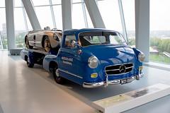 Mercedes-Benz (simlik) Tags: old car sport museum mercedes benz ride stuttgart retro mercedesbenz veteran 300sl gullwing oltimer c111
