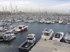 Puerto Olímpico. Barcelona.