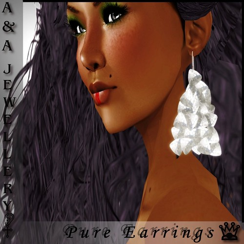 A&Ana Pure Summer Earrings