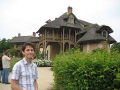 Dom et des maisons cutes vieilles