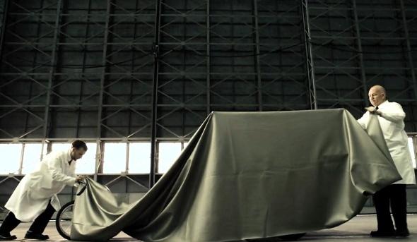 The Coke Zero and Mentos Rocket Car